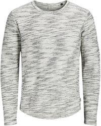 Jack & Jones - Visigi Crewneck Sweater - Lyst