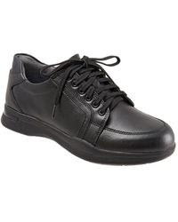 Softwalk - Vital Leather Sneakers - Lyst