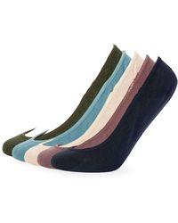 Keds - Knit No Show Socks Set - Lyst