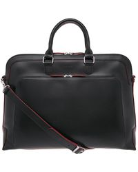 Lodis - Audrey Under Lock And Key Brera Leather Briefcase - Lyst