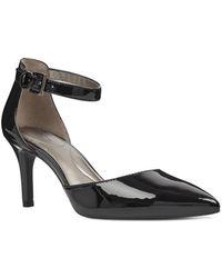 Bandolino - Ginata Skinny Heel Dorsay Court Shoes - Lyst