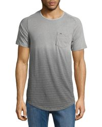 Howe - Ombre Striped Tee - Lyst