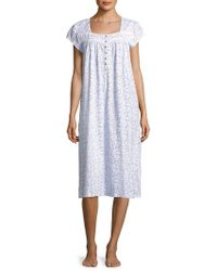 Eileen West - Ballet Nightgown - Lyst