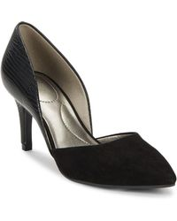 Bandolino - Grenow Double D'orsay Court Shoes - Lyst