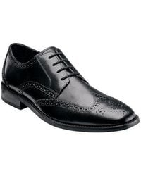Florsheim - Castellano Leather Wingtip Oxfords - Lyst