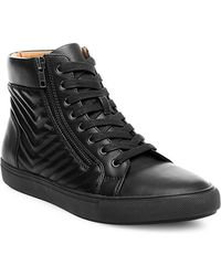 Steve Madden - Punted Fashion High Tops - Lyst