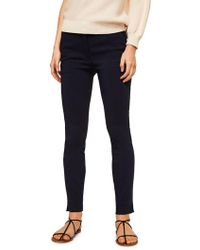 Mango - Cola Cropped Trousers - Lyst
