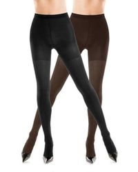 Spanx - Reversible Tight-end Tights - Lyst