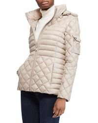 Lauren by Ralph Lauren - Packable Power Down Coat - Lyst