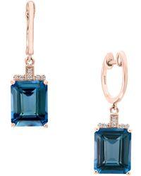 Effy - Ocean Bleu Diamond - Lyst
