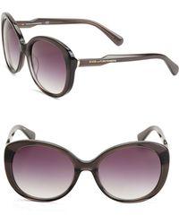 Diane von Furstenberg - Alice 57mm Oval Sunglasses - Lyst