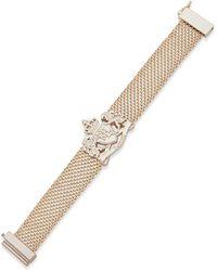 Ralph Lauren - Crystal Mesh Bracelet - Lyst