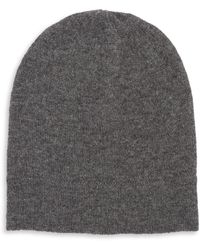 Lord & Taylor - Cashmere Beanie - Lyst