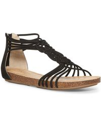 Me Too - Cali Leather Sandals - Lyst