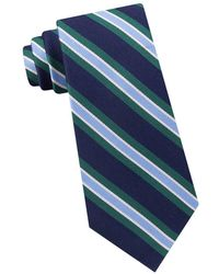Lord & Taylor - Multi Stripe Silk Tie - Lyst