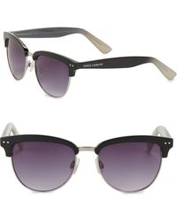 Vince Camuto - 57mm Round Sunglasses - Lyst