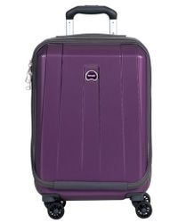 Delsey - Helium Shadow 19-inch Carry-on Spinner Suiter Trolley - Lyst