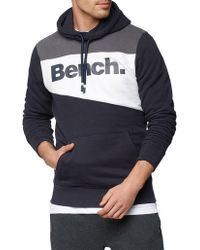 Bench - Heritage Colorblocked Hoodie - Lyst