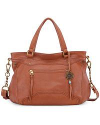 The Sak - Tahoe Leather Satchel Bag - Lyst