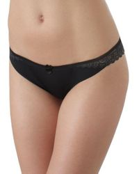 B.tempt'd - Wrap Star Thong - Lyst