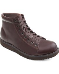 Eastland - Aiden Leather Boots - Lyst