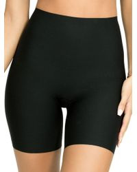 Spanx - Thinstincts Mid-thigh Shaping Shorts - Lyst