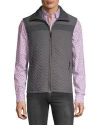 Surfside Supply - Quilted Vest - Lyst