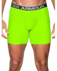 Under Armour - Ua Original Series 6 Inch Boxerjock 2-pack - Lyst