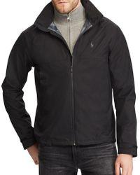 Polo Ralph Lauren - Windsor Heather Water-resistant Jacket - Lyst