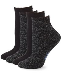 Keds - Pack Of Four Ankle Socks - Lyst