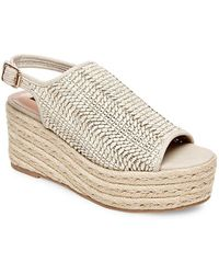 Steven by Steve Madden - Courage Platform Wedge Espadrilles - Lyst