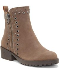 Lucky Brand - Hannie Booties - Lyst