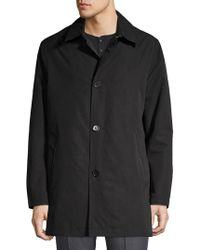 Cole Haan - 2-in-1 Carcoat & Flannel Liner - Lyst