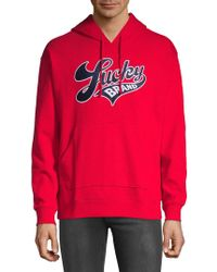 Lucky Brand - Totally 90's Collection Lucky Logo Hoodie - Lyst