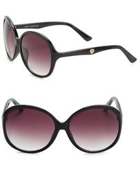 Vince Camuto - 55mm Round Sunglasses - Lyst