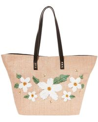 Betsey Johnson - Daisy'd And Confused Tote - Lyst