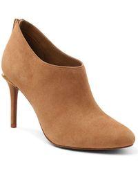 Kensie - Roland Suede Court Shoes - Lyst
