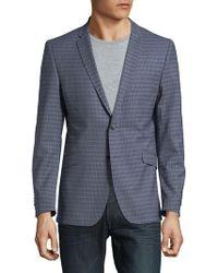Strellson - Slim-fit Checkered Sportcoat - Lyst