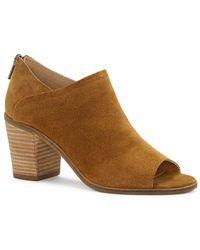 Lucky Brand - Kalli Suede Shoeties - Lyst