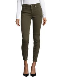 Vince Camuto | Slim-leg Cropped Jeans | Lyst