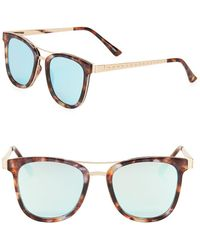 Vince Camuto - 50mm Square Sunglasses - Lyst