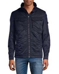 Strellson Short Zip Jacket