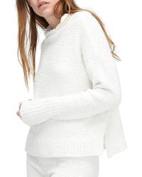 UGG - Textured Plush Top - Lyst