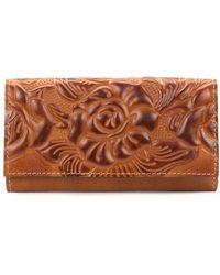 Patricia Nash - Teressa Leather Wallet - Lyst
