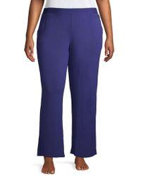 Sesoire - Plus Classic Wide-leg Pants - Lyst