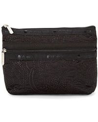 LeSportsac - Small Taylor Printed Cosmetic Case - Lyst