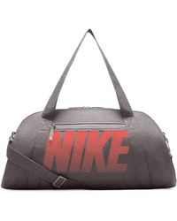 Nike - Heathered Training Duffel Bag - Lyst