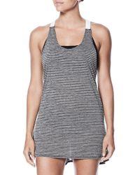 Nike - Swim Racerback Cover-up Dress - Lyst