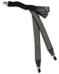 Black & Brown - Patterned Suspenders - Lyst