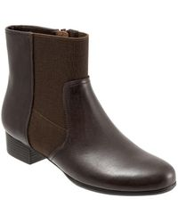 Trotters - Monte Leather Ankle Boots - Lyst